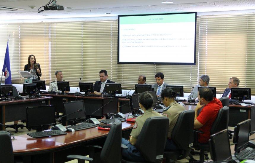 [Estratégias para melhorar controle externo da atividade policial são debatidas no MP]