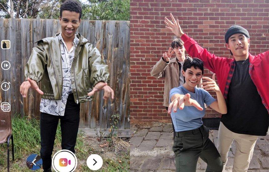 Instagram testa ferramenta de vídeos curtos com música no Brasil
