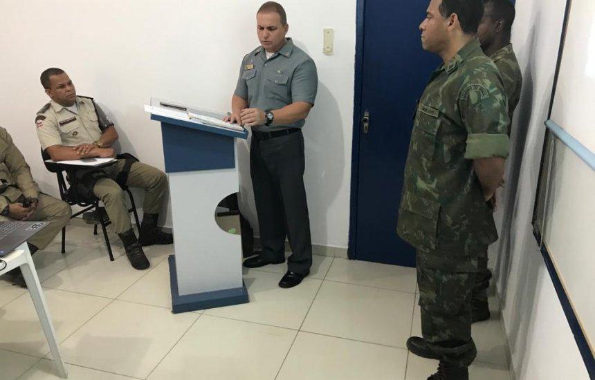 [Policiais militares iniciam formação para tripular embarcações]