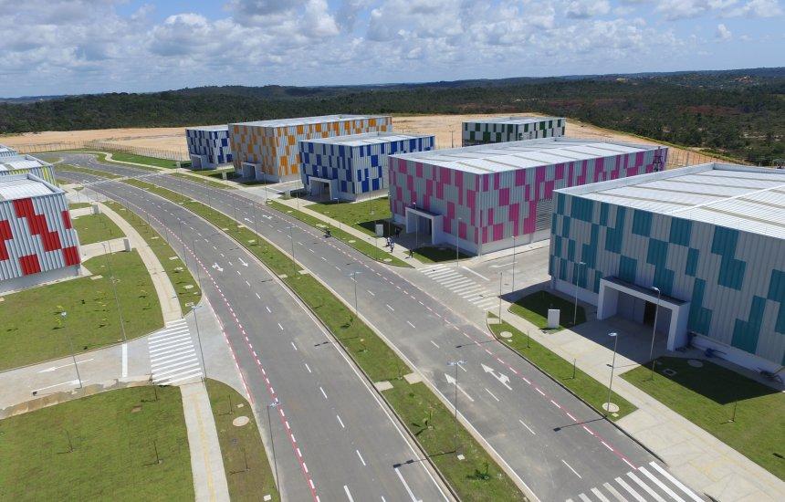[Vídeo: Complexo Senai Cimatec Park é inaugurado em Camaçari]
