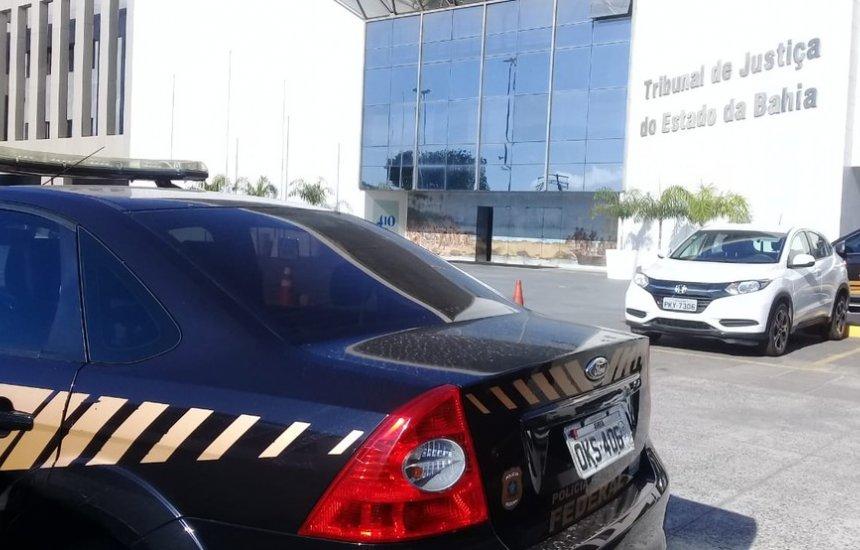 [Presidente do TJ da Bahia e mais 5 magistrados são afastados por suspeita de venda de sentenças]