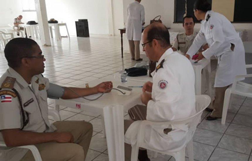[Alterada regras para concurso de médico e odontólogo da Polícia Militar da Bahia]
