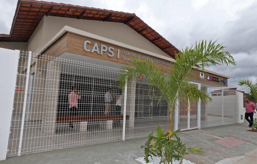 [Centro de Atenção Psicossocial é inaugurado em Dias D'Ávila]