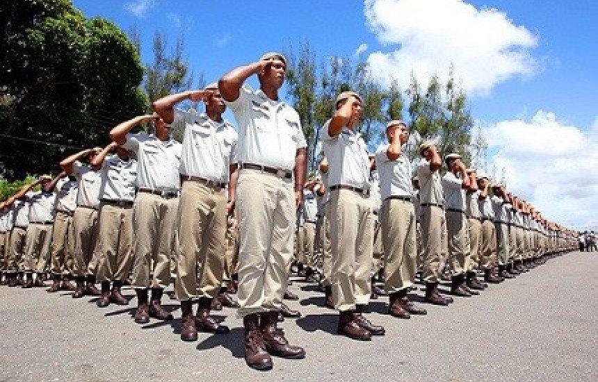 [Polícia Militar da Bahia prorroga inscrições para concurso público]