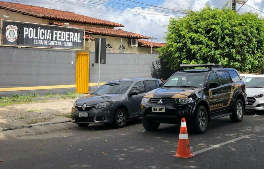 [PF cumpre mais de 30 mandados contra grupo que fraudava bancos na Bahia]