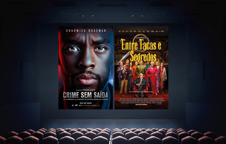 Confira as estreias do cinema e se divirta neste fim de semana