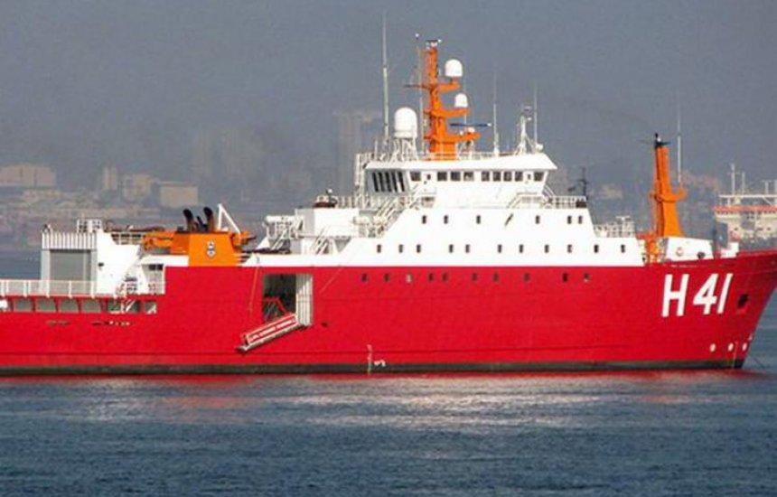 [Brasil envia navio polar para ajudar nas buscas por avião chileno]