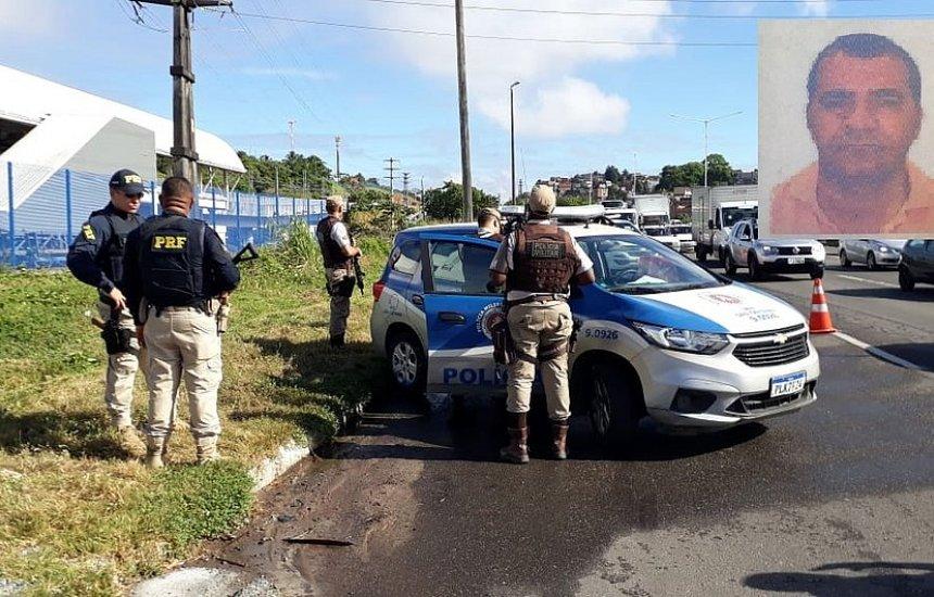 Corpo é encontrado na BR-324 e polícia suspeita que seja de motorista de aplicativo