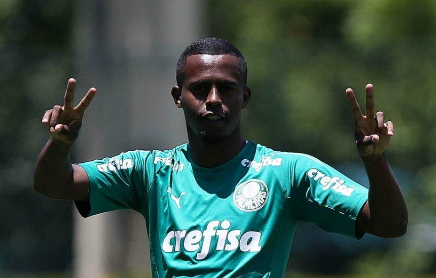 [Bahia negocia a contratação de atacante do Palmeiras]