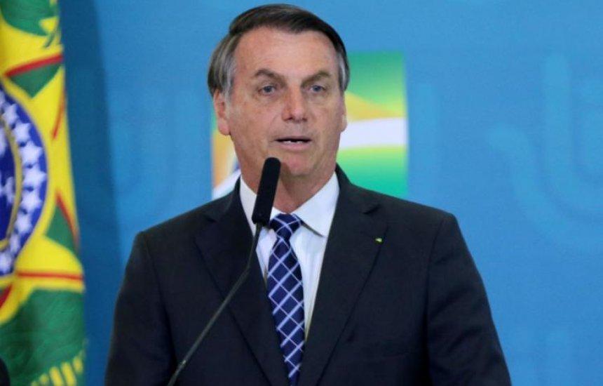 [Bolsonaro sanciona projeto anticrime aprovado pelo Congresso]