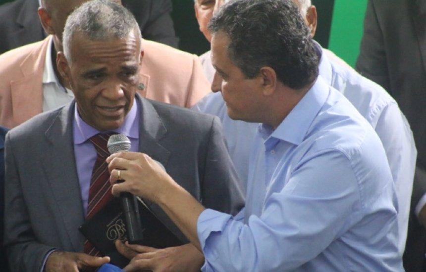 [Dificilmente Isidório não disputará prefeitura de Salvador, reconhece Rui Costa]