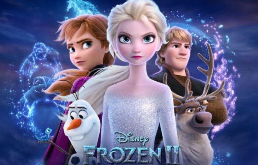 [A criançada vai se amarrar nas aventuras de Frozen 2]