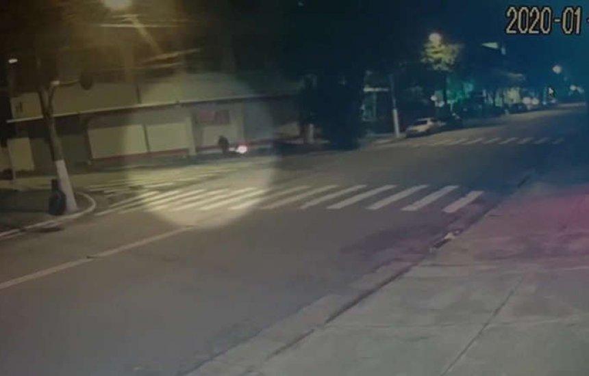 [Polícia de São Paulo prende suspeito de atear fogo em morador de rua]