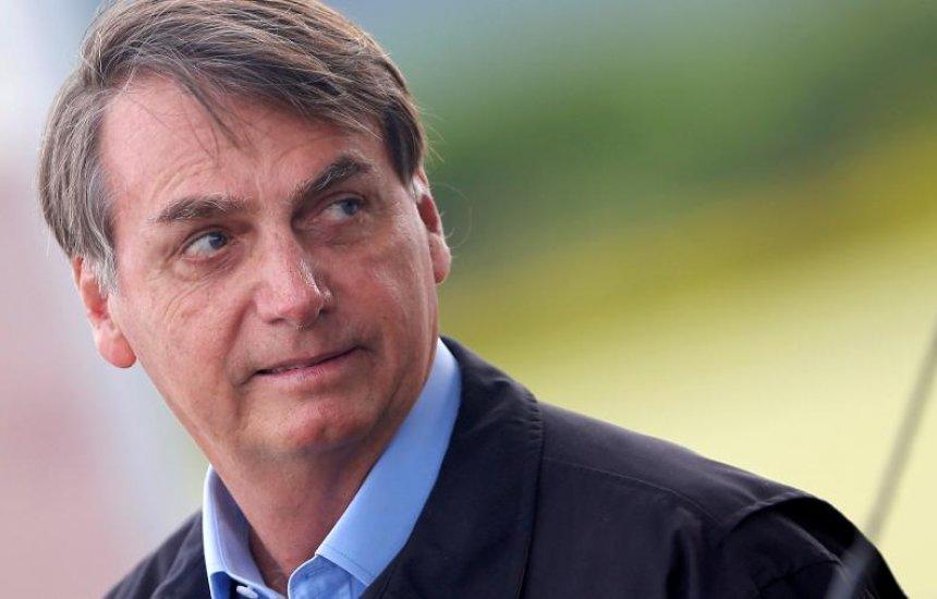 [Bolsonaro diz que há 'brecha' para reajustar o salário mínimo pela inflação]