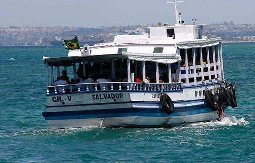 [Travessia Salvador-Mar Grande registra bom movimento de embarque nesta quarta]