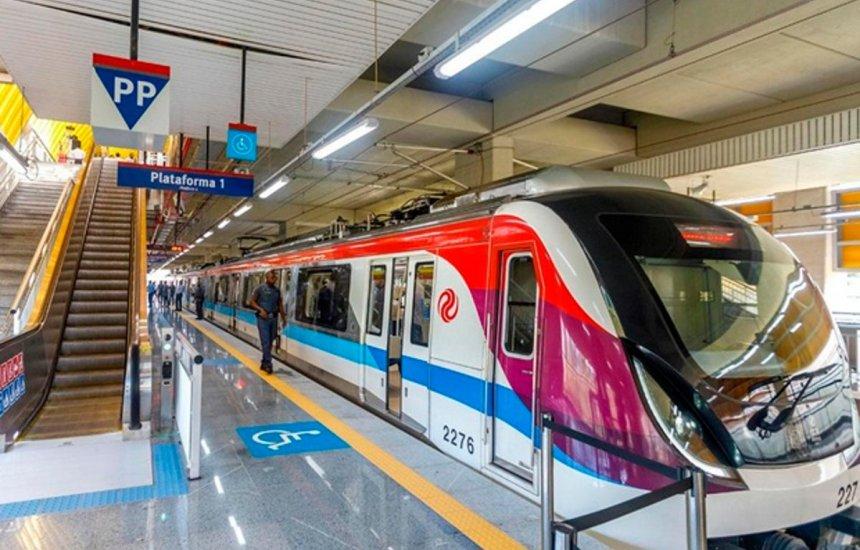 [Metrô terá operação especial de funcionamento para o Festival de Verão 2020]