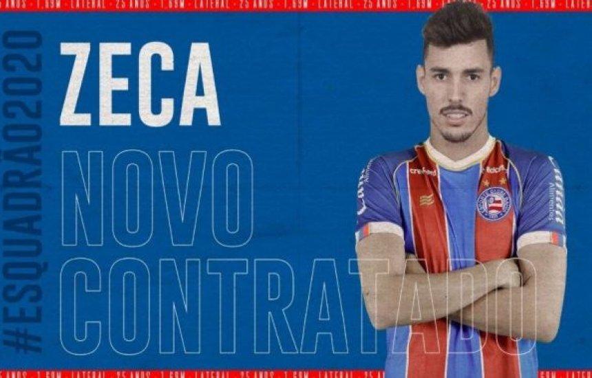 [Tricolor confirma contratação de Zeca por empréstimo]