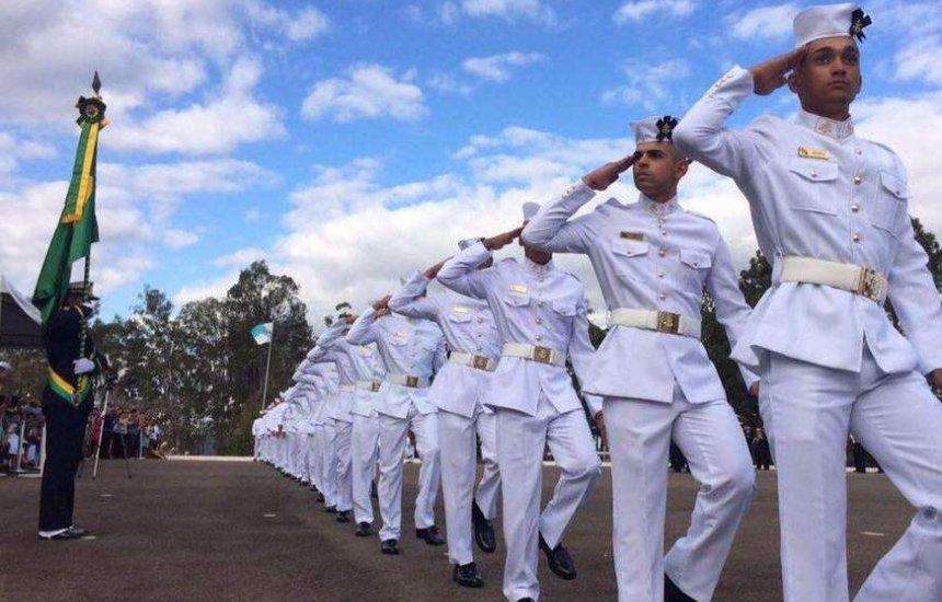[Marinha abre 900 vagas para nível médio em concurso público]