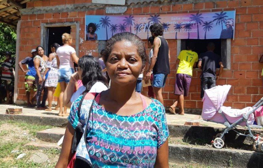[Prefeitura leva serviços sociais para Alameda do Rio na Cascalheira]