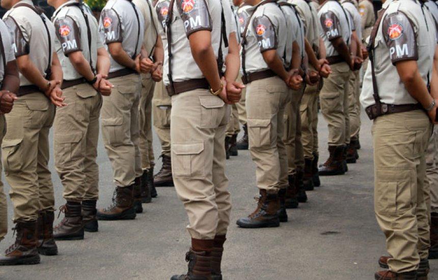 Provas do concurso para soldado da PM e Corpo de Bombeiros será feita neste domingo