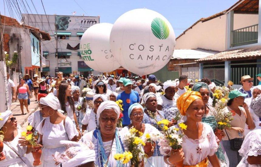[Vila de Abrantes festeja São Sebastião com retorno do tradicional cortejo religioso]