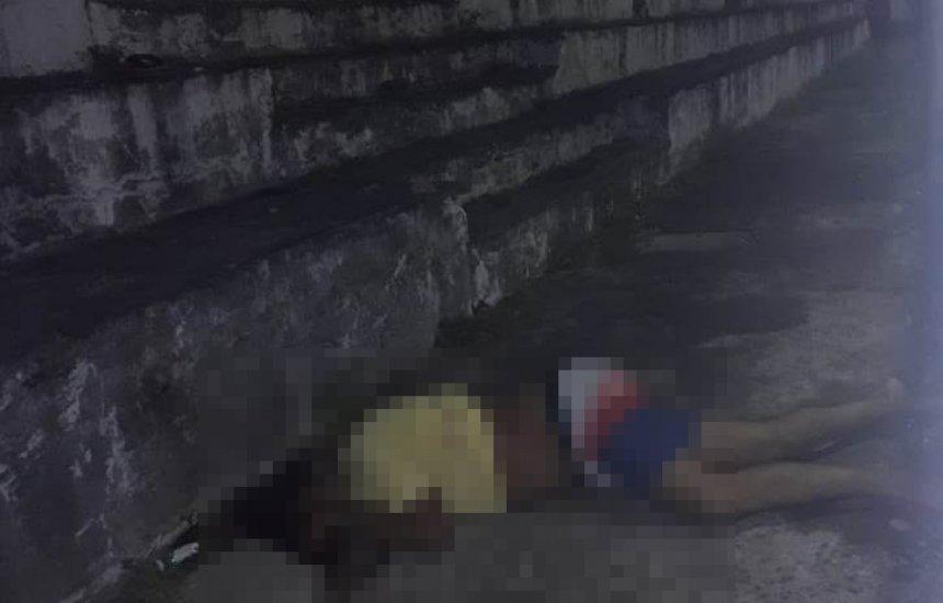 Rapaz é morto a tiros na Gleba C