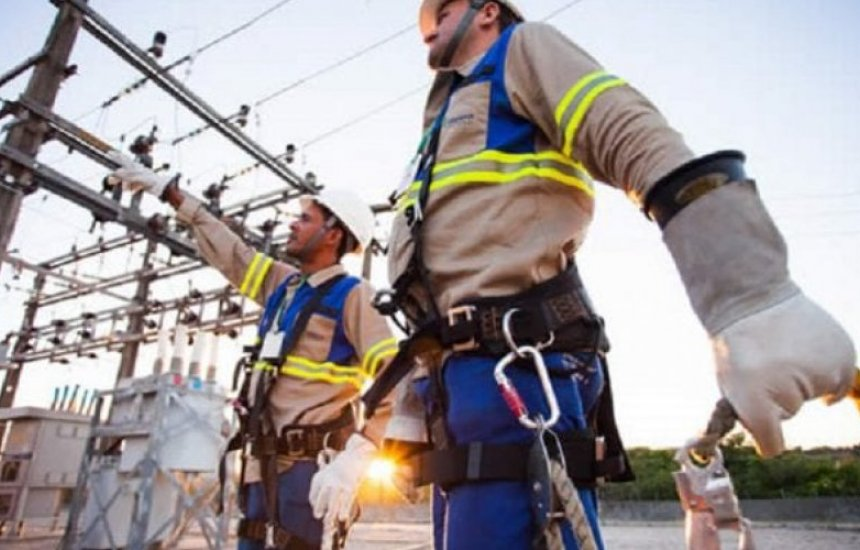 Coelba realiza desligamento de energia em Camaçari