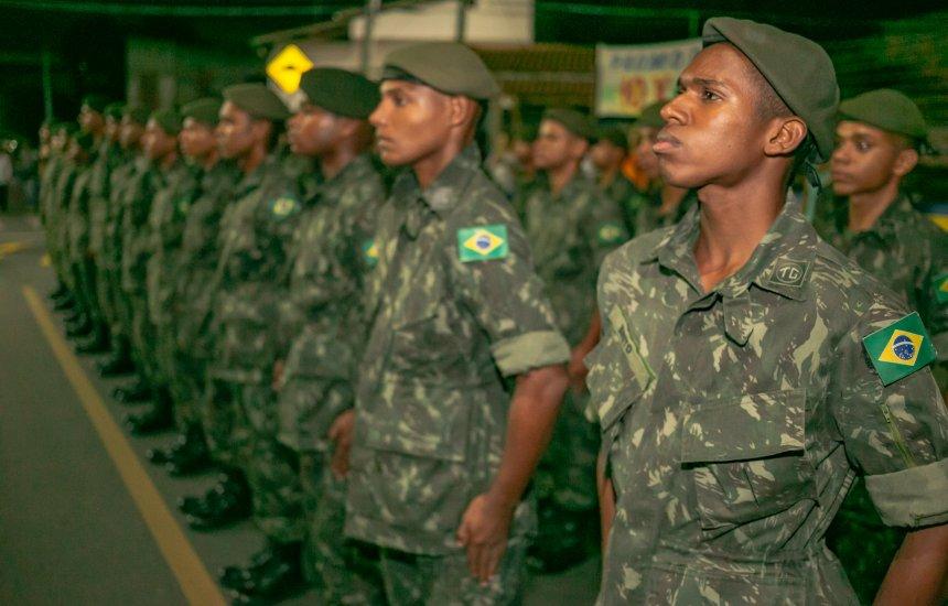 Prazo para alistamento militar obrigatório segue até 30 de junho