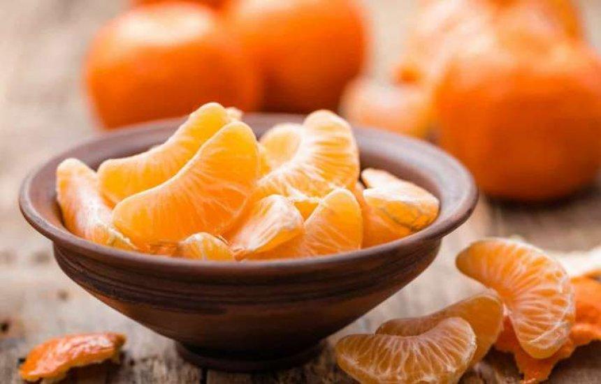 [Fruta para o verão: quatro superbenefícios da tangerina]