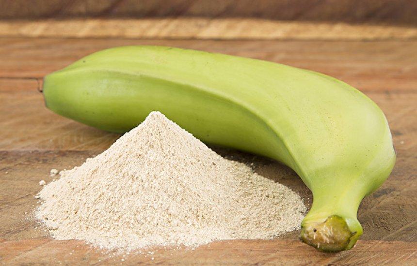 [Benefícios da farinha de Banana Verde e como usar]
