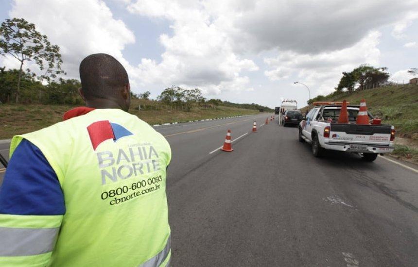[Bahia Norte informa intervenções programadas no Sistema de Rodovias BA-093]