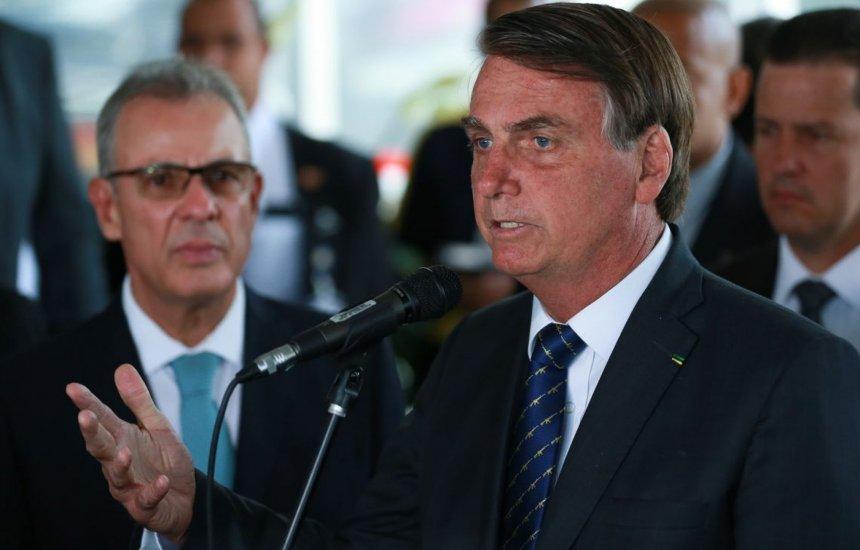 [Bolsonaro: decreto sobre contratação de militares para INSS deve sair esta semana]
