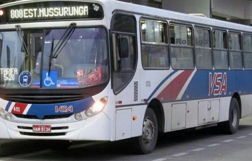 [Ônibus da empresa VSA é assaltado em Camaçari]
