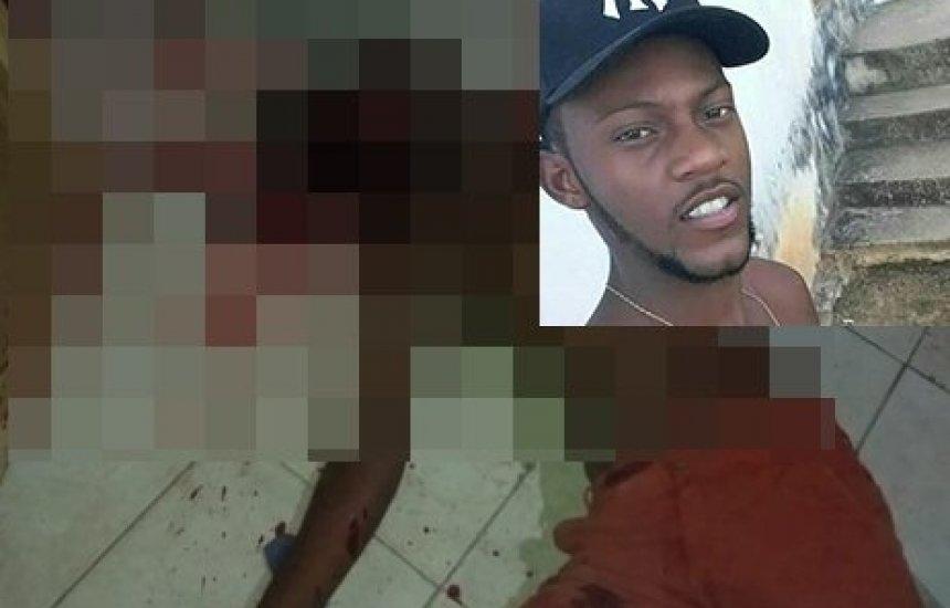 [Jovem de 21 é assassinado no Jardim Limoeiro]