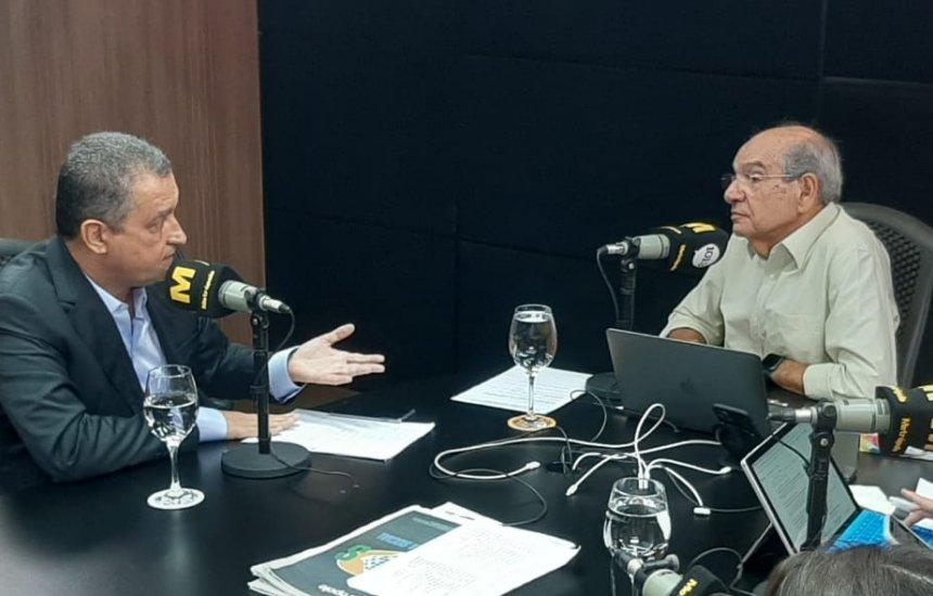 Rui defende PEC e diz que povo pobre não pode arcar com déficit da previdência