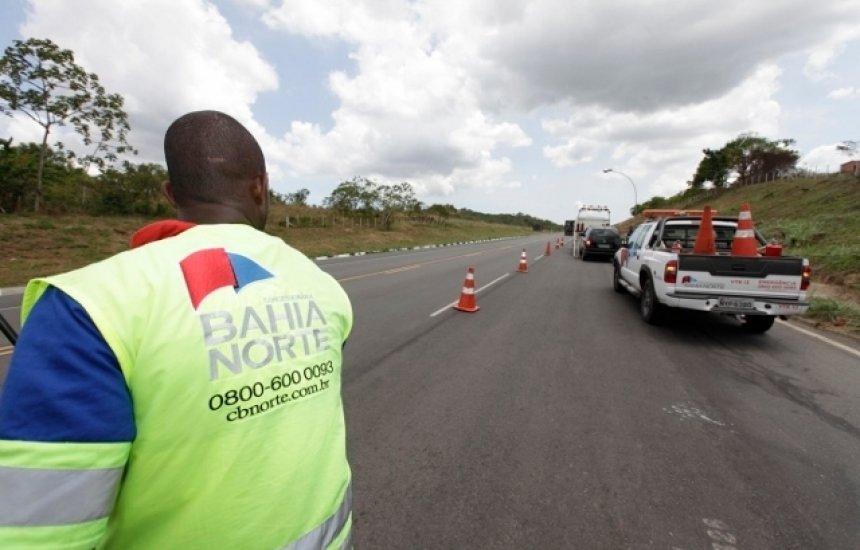 Bahia Norte fará intervenções nas vias Cascalheira e Parafuso essa semana