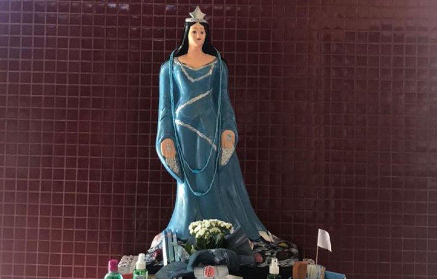 Mercado do Rio Vermelho promove homenagem a Iemanjá