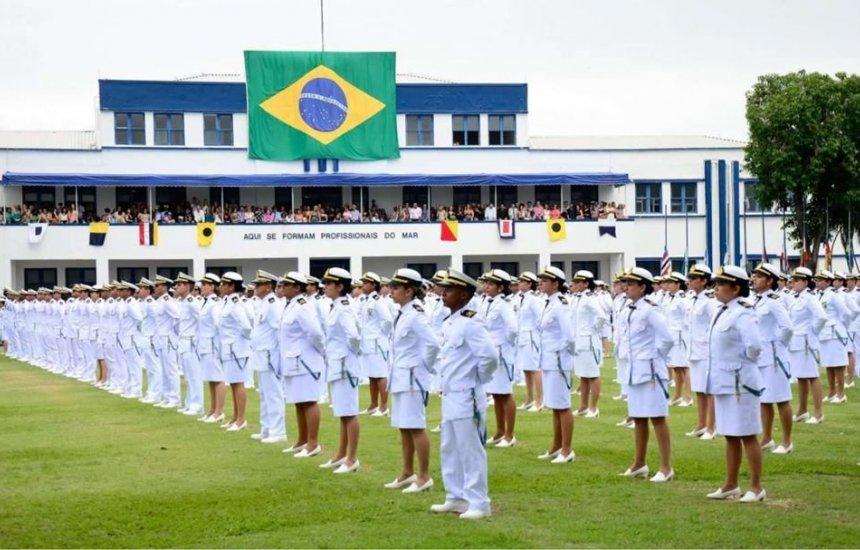 [Marinha abre novos concursos com salário de até R$ 9.000]