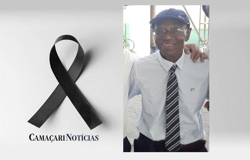 [Nota de falecimento: família e amigos dão o último adeus a Luiz Silva Nunes]