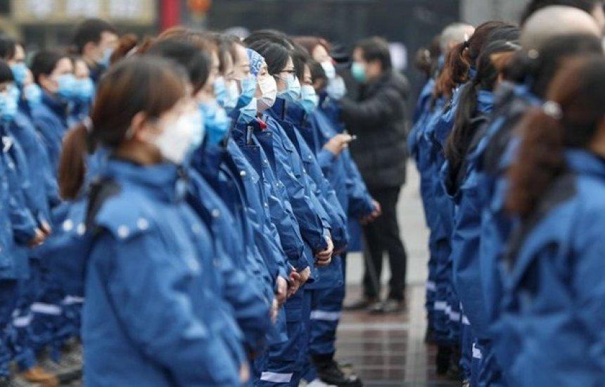 [Coronavírus: China registra 1.380 mortos e 63.581 infectados]
