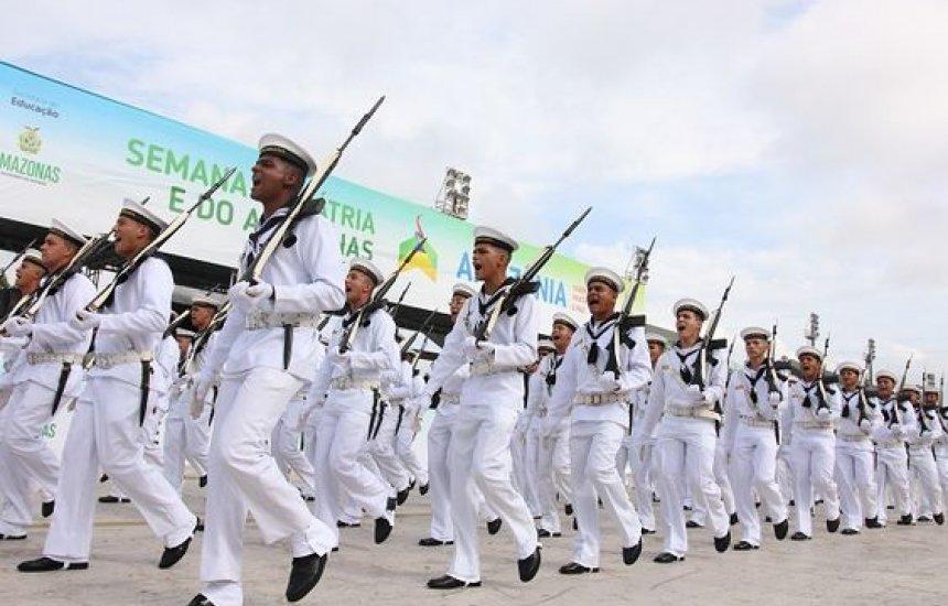 [Marinha abre concurso público com 960 vagas para Soldado Fuzileiro Naval]