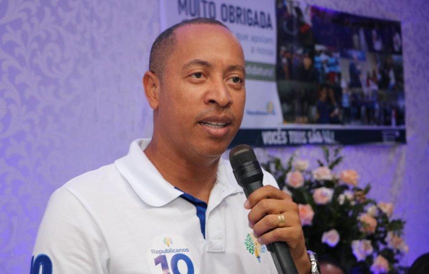 [Deputado Jurailton Santos repudia discriminação sofrida por uma criança em escola de Salvador]