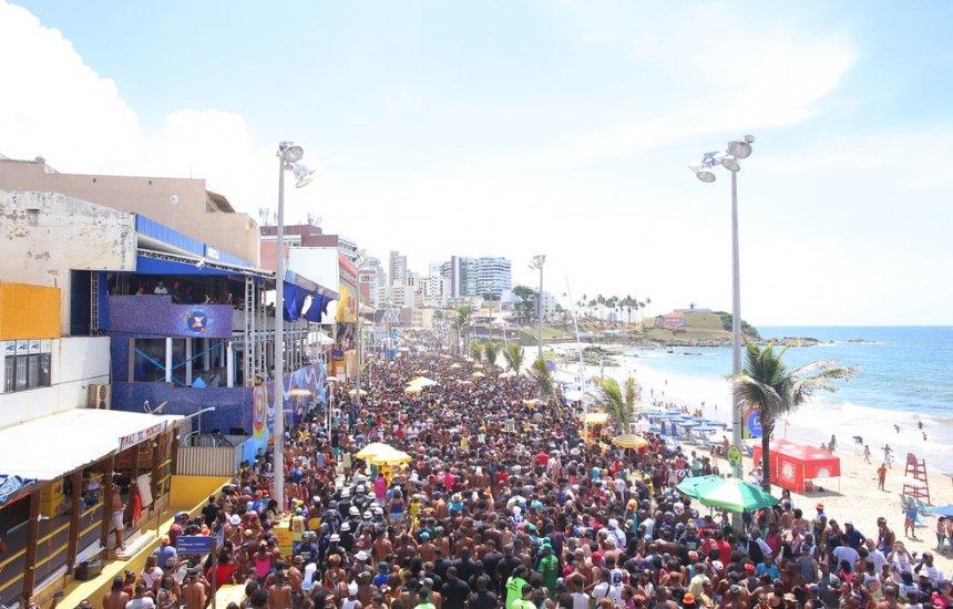 Confira a programação completa do Carnaval de Salvador deste sábado