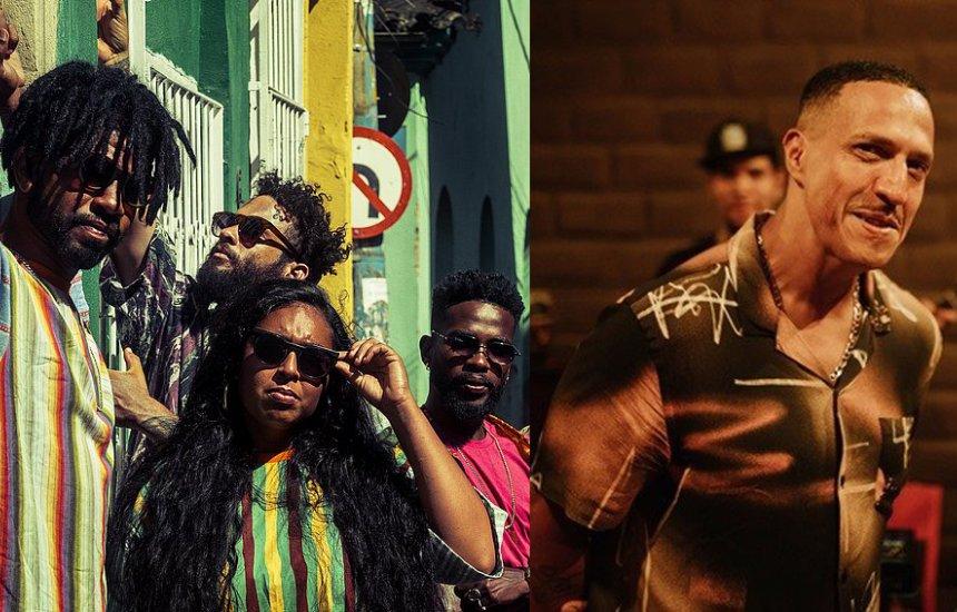 Mano Brown estreia no Carnaval de Salvador e divide trio com Afrocidade