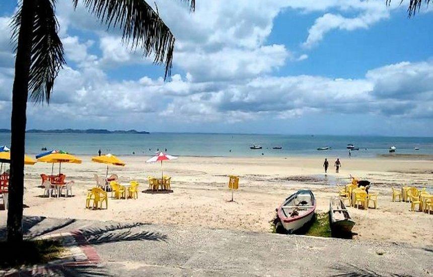 [Bahia tem 17 praias impróprias para banho nesse fim de semana, diz Inema]