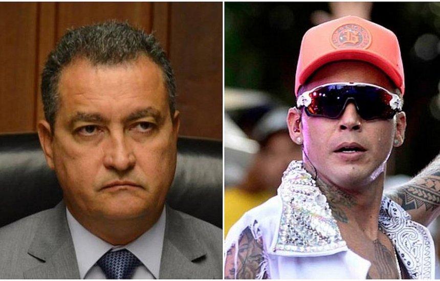 [Governador da Bahia aciona PGE contra Kannário: 'Inaceitável desrespeito']
