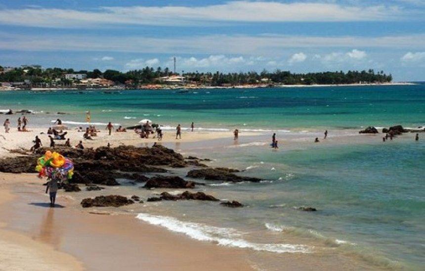Corpo é encontrado na Praia de Piatã, em Salvador