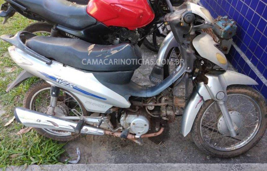 [Mãe denuncia filho adolescente por furto de moto em Camaçari]
