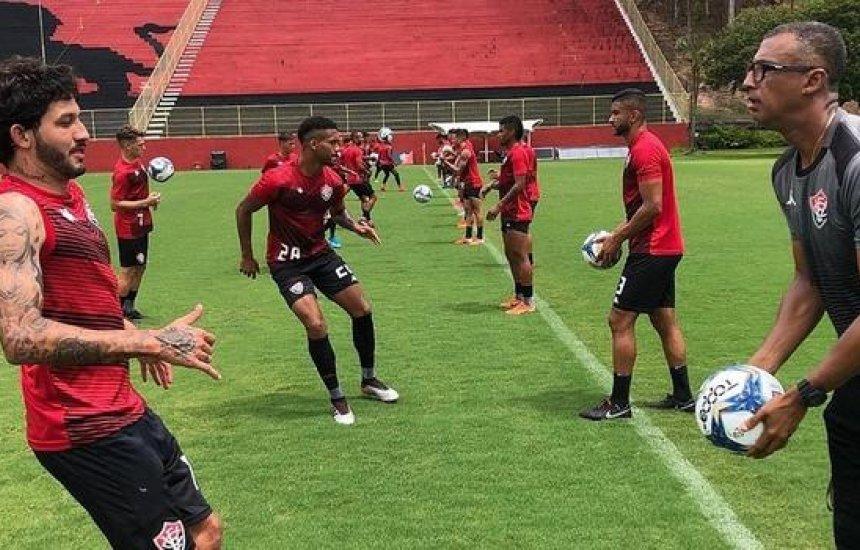 [Copa do Nordeste: após 'folga', Vitória encara o CRB para retornar ao G-4 do grupo B]