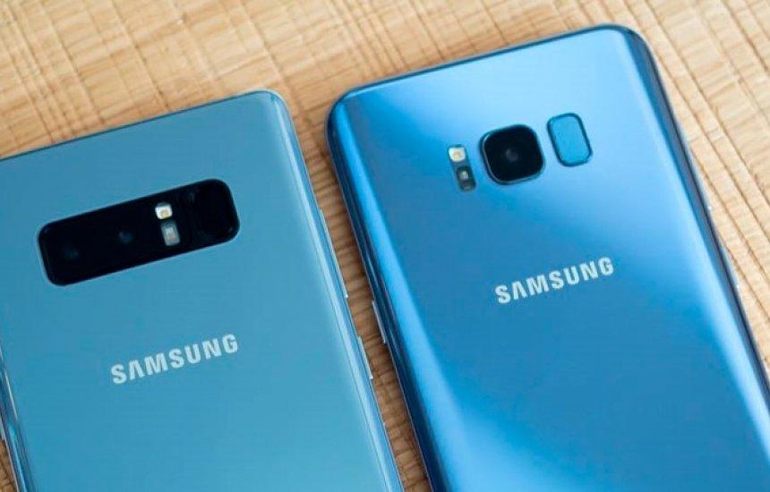 [Samsung confirma que Galaxy S8 e Note 8 não receberão Android 10]